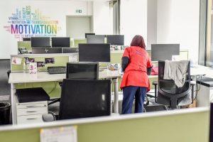 Почистване на офиса Адамант